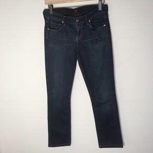CofH Dark Wash Ava Straight Leg Jeans